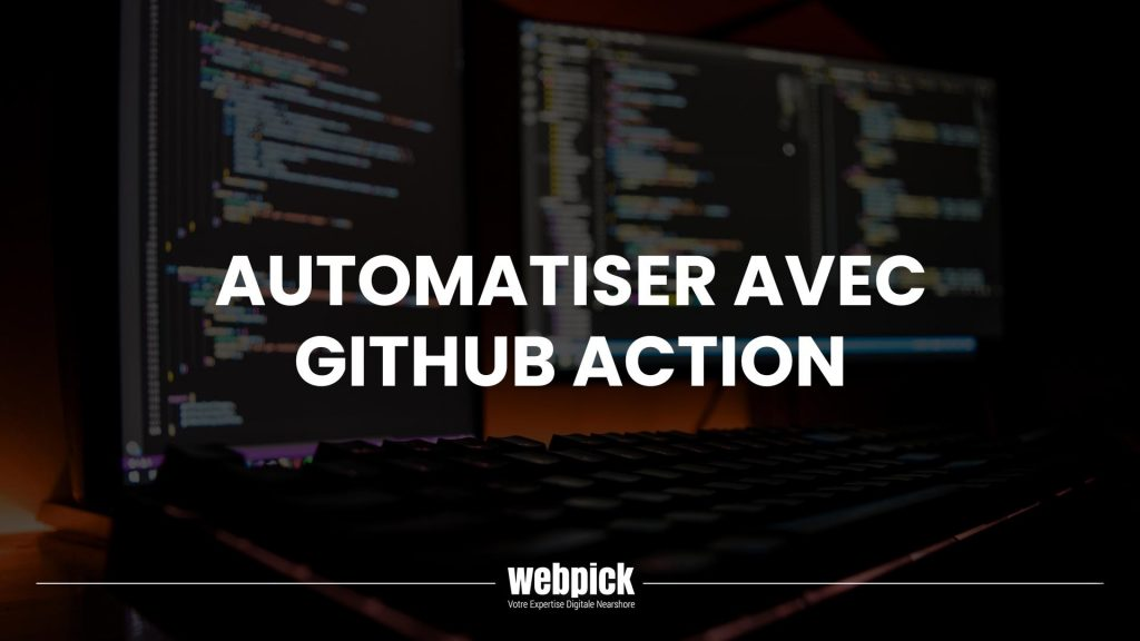 automatiser avec github actions