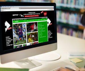 Sports.fr – Football.fr 1 - Webpick