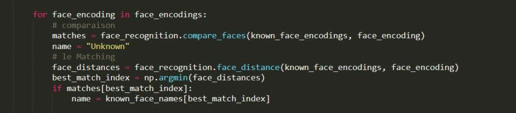 La Reconnaissance Faciale avec Python 13 - Webpick