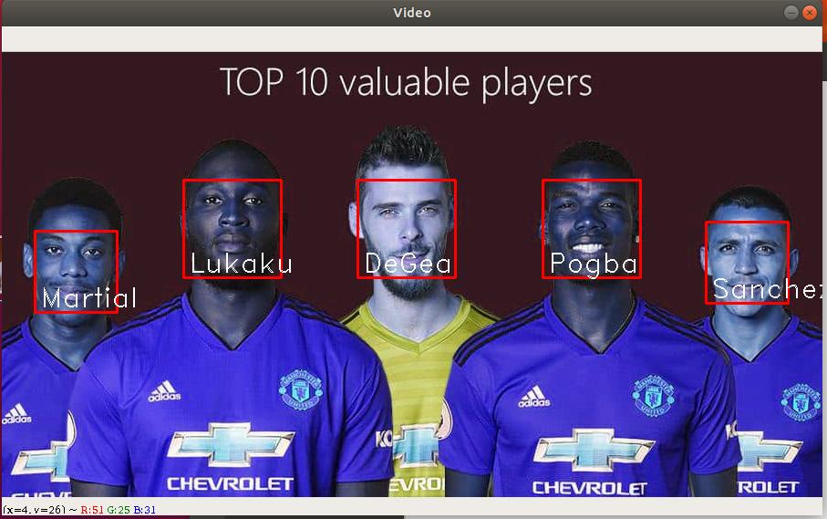 La Reconnaissance Faciale avec Python 19 - Webpick