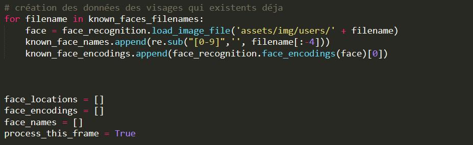 La Reconnaissance Faciale avec Python 9 - Webpick