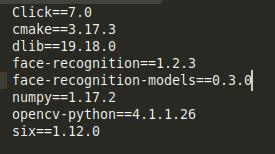 La Reconnaissance Faciale avec Python 3 - Webpick