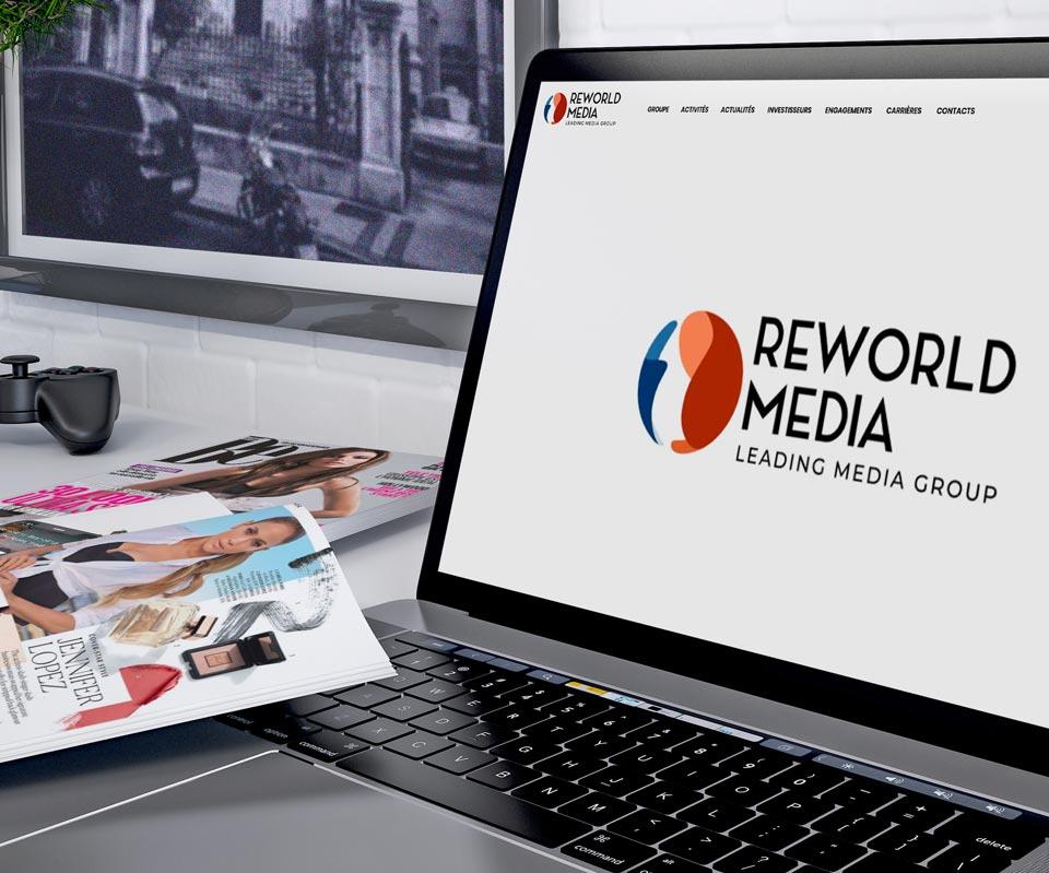 Reworld Media 5 - Webpick
