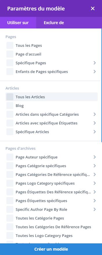 Personnaliser les pages d'articles - Divi 5 - Webpick