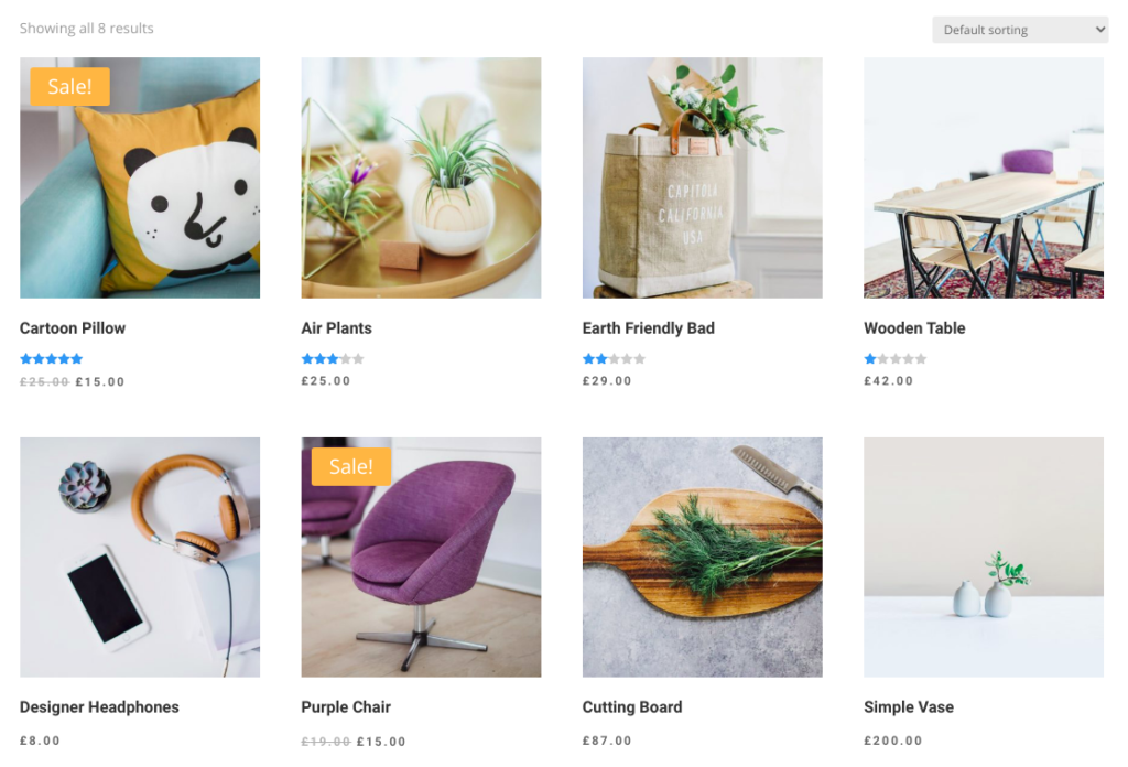 E-commerce - Divi 1 - Webpick