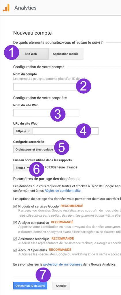 Google Analytics - SEO 1 - Webpick