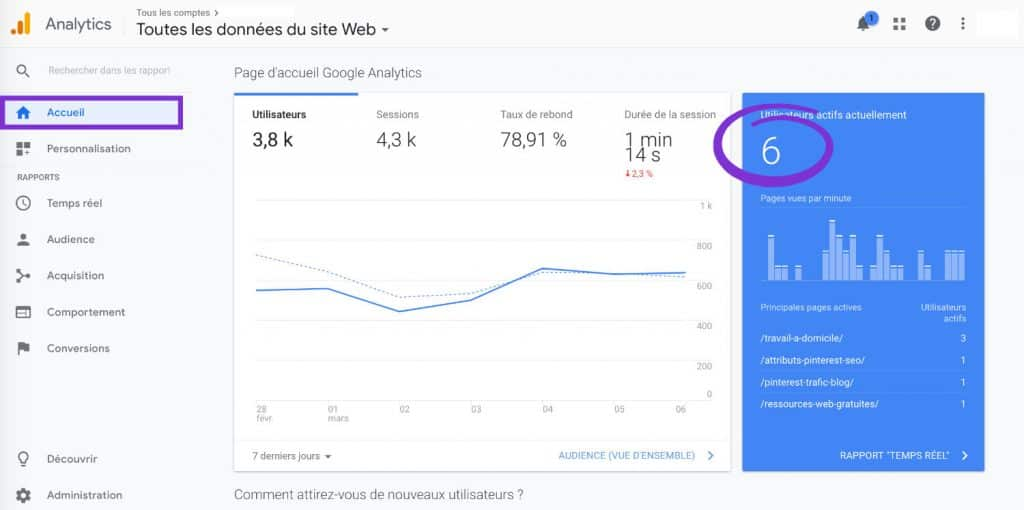 Google Analytics - SEO 5 - Webpick