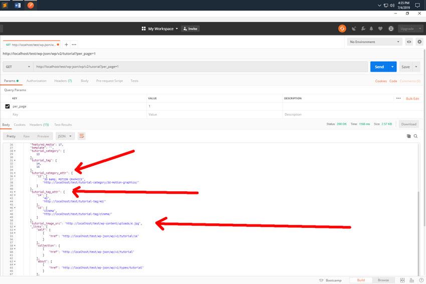Le Guide de l'API WordPress 6 - Webpick
