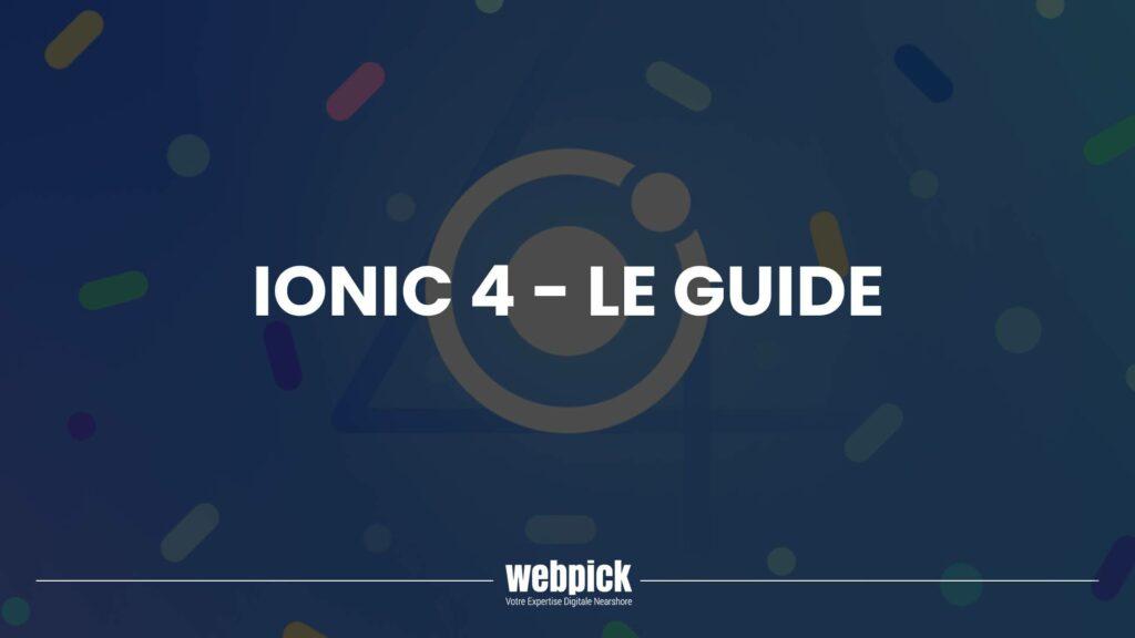 Ionic 4