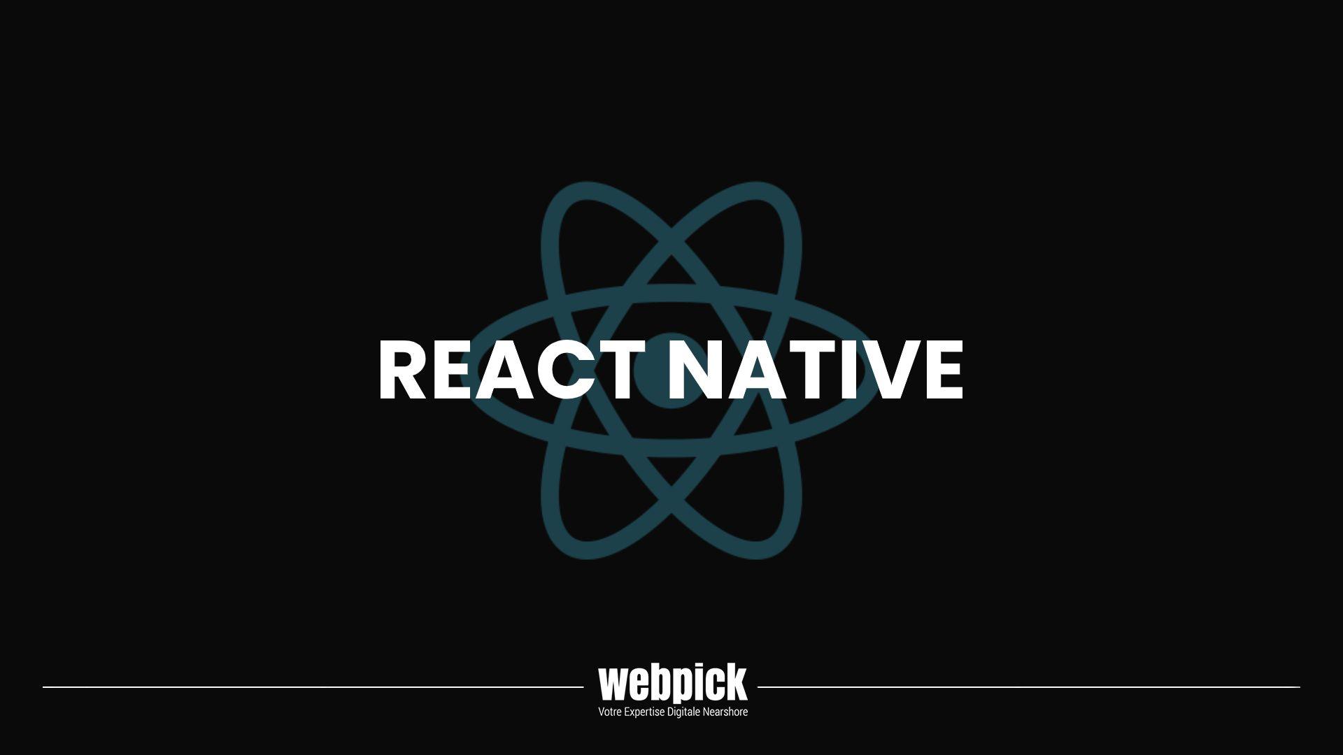 React Native en 2020